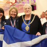 WE Medals & the Mayor