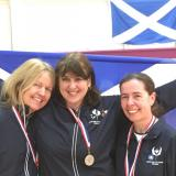 Women's Silver Medals