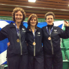 Bronze Medals for WF Team